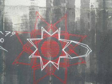 Street Art e Writing a Tirano nel'ex carcere mandamentale di Tirano 86