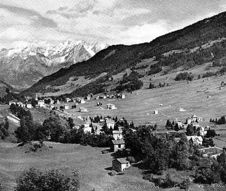 Aprica 1956 - Foto Quaderni Valtellinesi