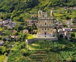 Apre primo tratto Via dei Terrazzamenti in Valtellina (Foto: Luca Azzuffi - Fondazione Cariplo