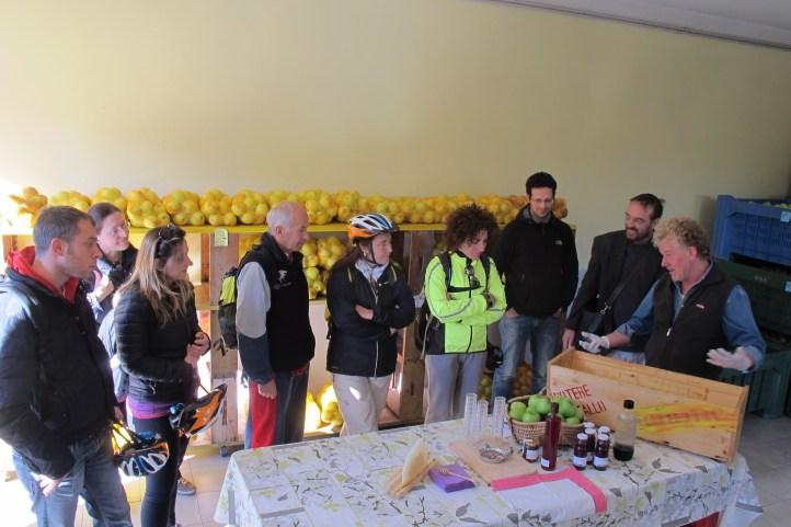 Corso per imprenditori turistici Bike Friendly - conoscere la Valtellina per divulgarla 12