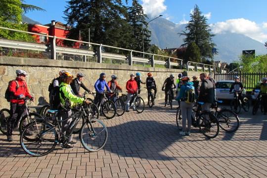 Corso per imprenditori turistici Bike Friendly - conoscere la Valtellina per divulgarla 40