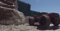 truck 1-10 crawler