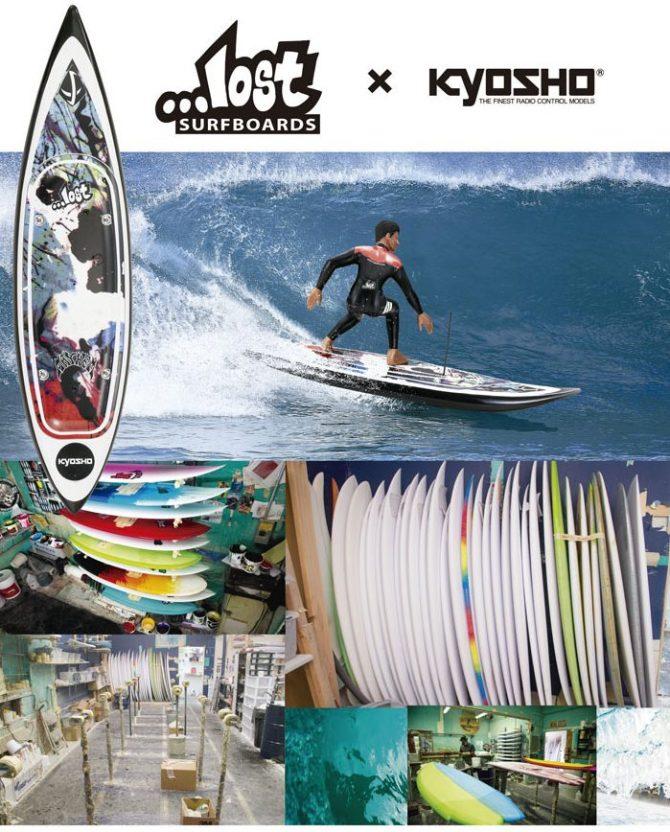 KYOSHO SURFER