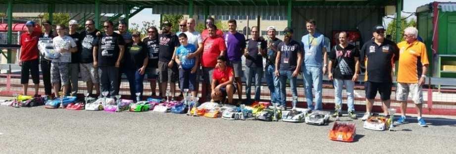Campeonato España 1/8 GT ARCA