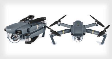 Dji Mavic – el nuevo drone que va a barrer al Karma de GoPro!