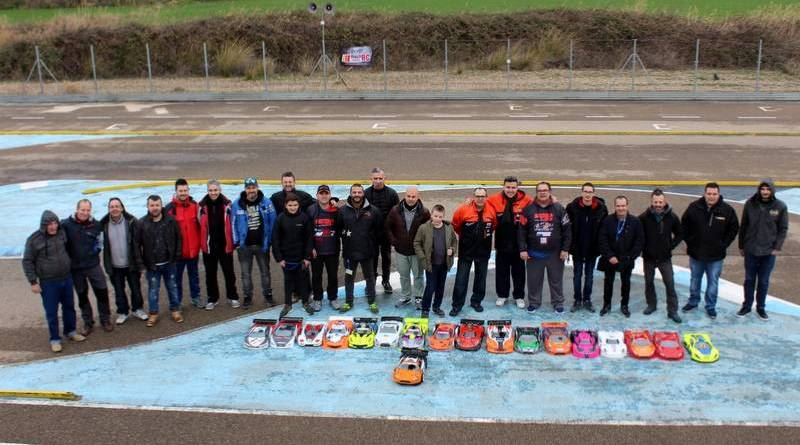 Campeonato Aragon 1/8 GT
