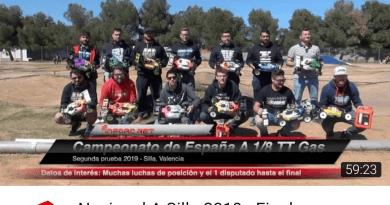 Final del Nacional de Silla 1/8 TT 2019 por InfoRC