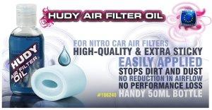 AIR FILTER OIL