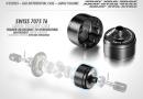 Nueva Caja de Aluminio de Diferencial de alta capacidad de XRAY