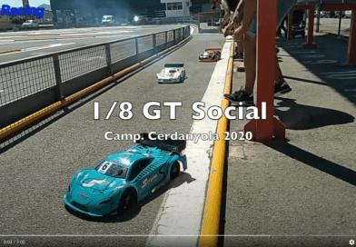 3a prueba Campeonato Social 1/8 GT – Circuito Cerdanyola