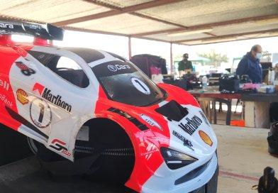 Crónica de la 2ª prueba del Campeonato de España 1/8 GT 2021 – LLEIDA