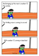 zombie race
