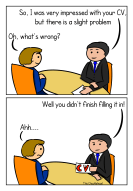 Interview technique