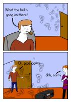noisy nehibours