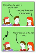 salty singingers