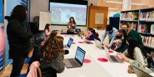 La Technovation Girls Catalonia necessita persones mentores