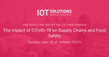 Webinar: Impacto de la Covidien-19 en la seguridad alimentaria global