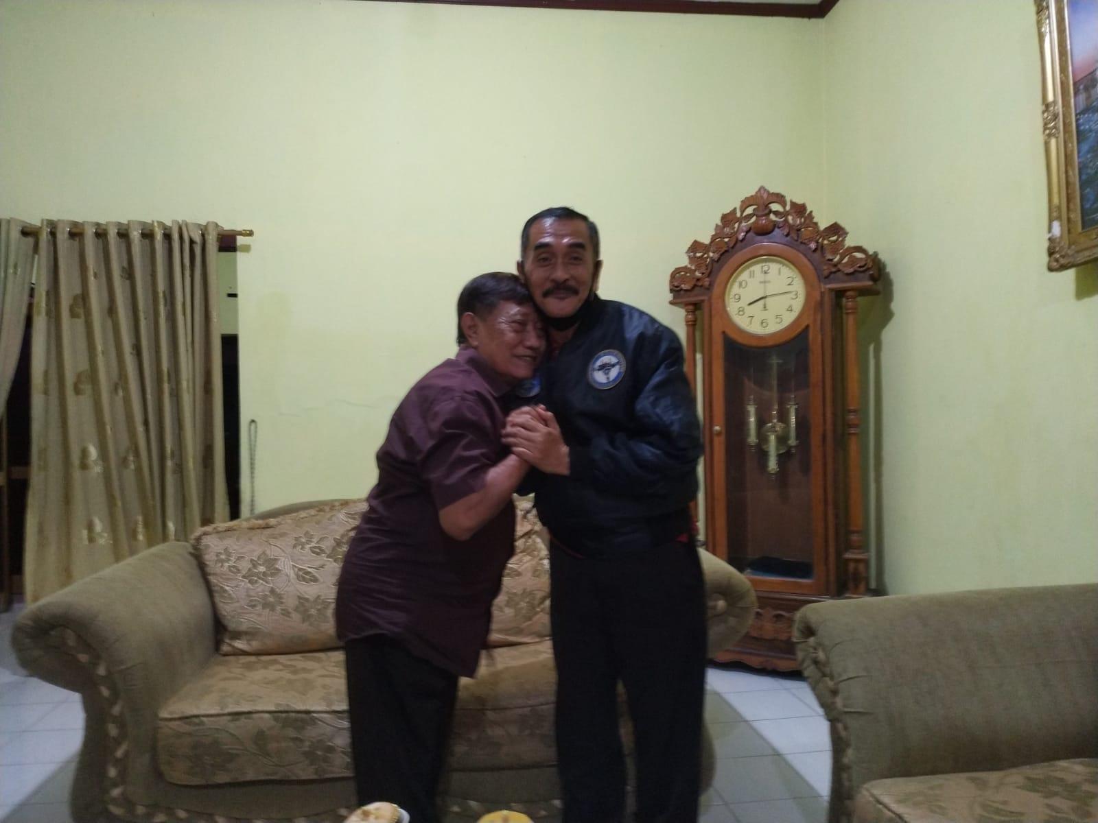 HG Sudibyo bersama Calon Bupati Yudi Sumbogo