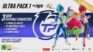 Descargar Dragon Ball Xenoverse 2 v1.13 PC Español
