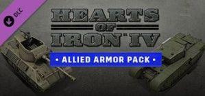 Descargar Hearts.of.Iron.IV.Allied.Armor PC Español