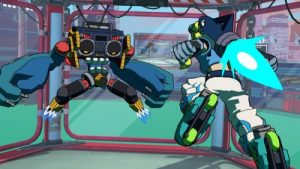 Lethal League Blaze v1.12 TOXIC+ Multiplayer Online STEAM Steamworks FIX