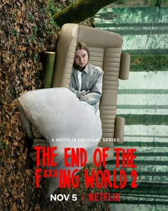The End of the Fucking World Temporada 2