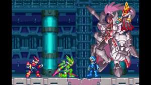 Mega Man Zero ZX Legacy Collection PC Crack