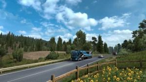 Euro Truck Simulator 2 PC Free Download