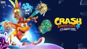 CRASH BANDICOOT 4 ITS ABOUT TIME PC ESPAÑOL