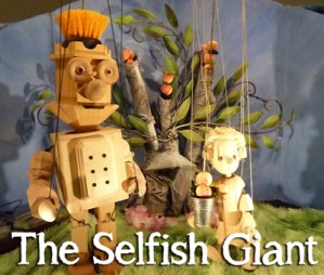 Selfish Giant Puppet Show