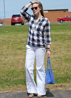 plaid-tunic-white-flare-jeans4