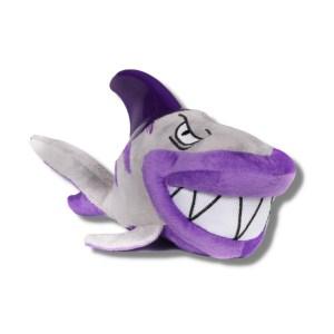 Veľká hračka Žralok s termoplatickou gumou
