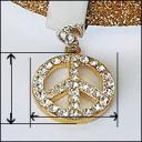 Jeweled dog collars