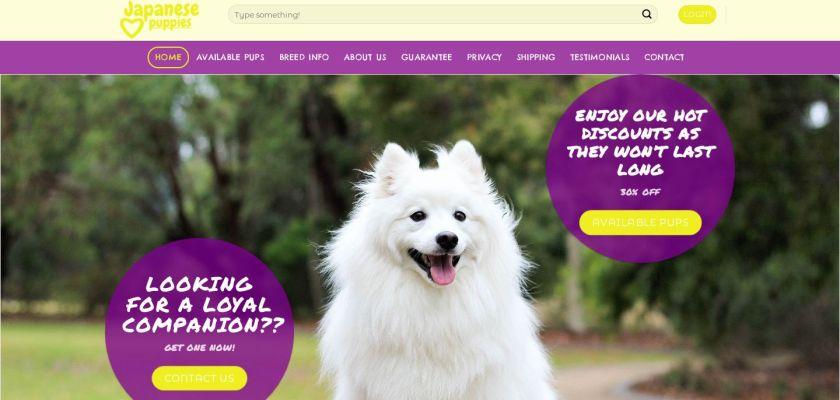 Japanesespitzlove.com - Doberman Pinscher Puppy Scam Review