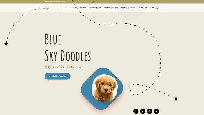 Blueskydoodle.com - Cavapoo Puppy Scam Review