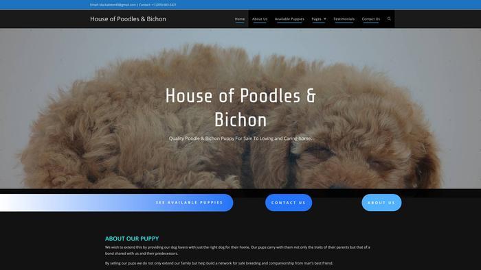Houseofpoodlesandbichon.com - Bichon Frise Puppy Scam Review