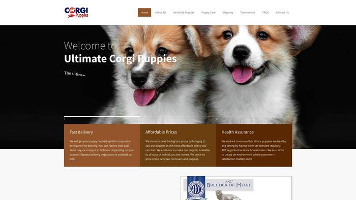 Galaxywelschcorgis.com - Corgi Puppy Scam Review
