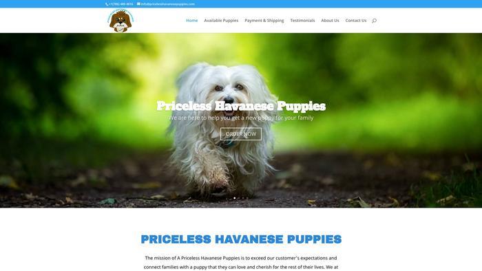 Pricelesshavanesepuppies.com - Havanese Puppy Scam Review