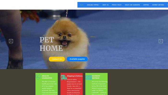 Teacup-pomeranian-puppies.com - Pomeranian Puppy Scam Review