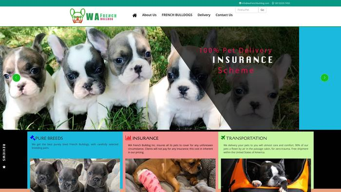 Wafrenchbulldog.com - French Bulldog Puppy Scam Review