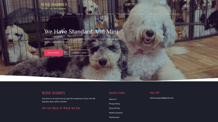 Cherysheepadoodle.com - Labradoodle Puppy Scam Review