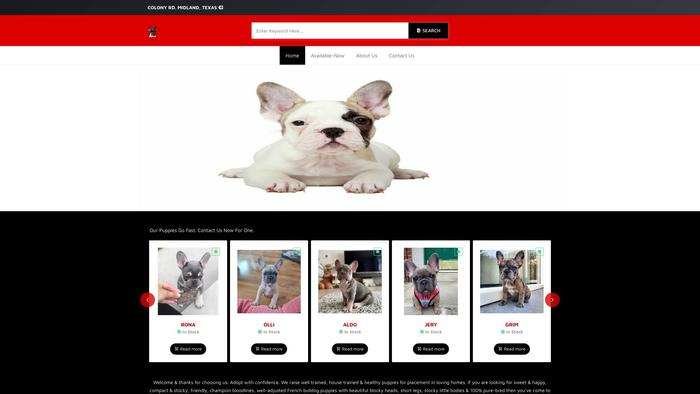 Healthyfrenchies.com - French Bulldog Puppy Scam Review