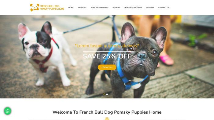 Classicfrenchiepomskyhome.com - French Bulldog Puppy Scam Review