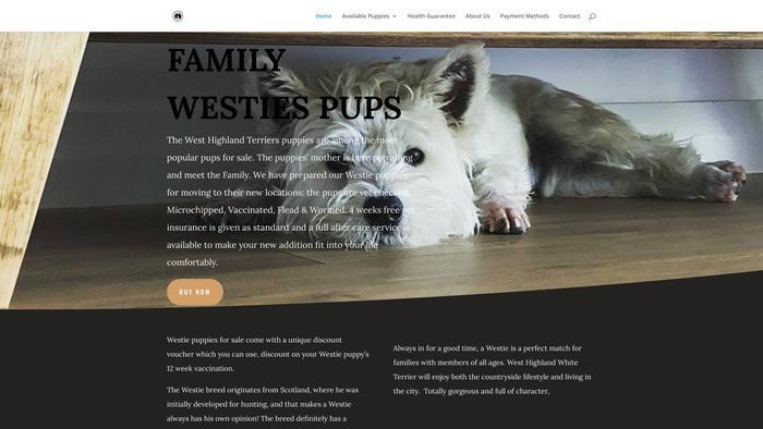 Familywesties.com - Terrier Puppy Scam Review