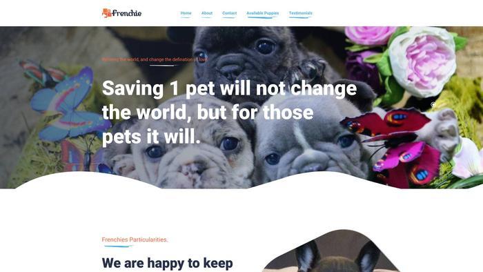 Adoptafrenchiepup.com - French Bulldog Puppy Scam Review