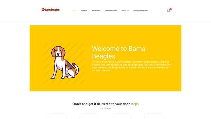 Bamabeaglehome.com - Beagle Puppy Scam Review