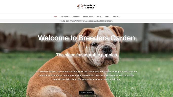 Breedersgarden.com - French Bulldog Puppy Scam Review