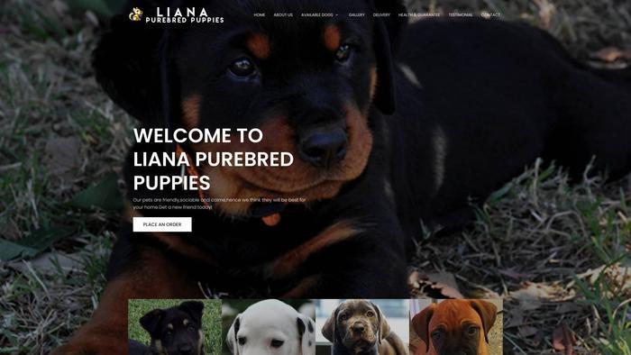 Lianapurebredpuppies.com - Pomeranian Puppy Scam Review