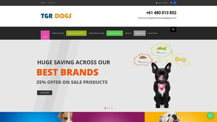 Thegoldenretrieverdogs.com - Golden Retriever Puppy Scam Review