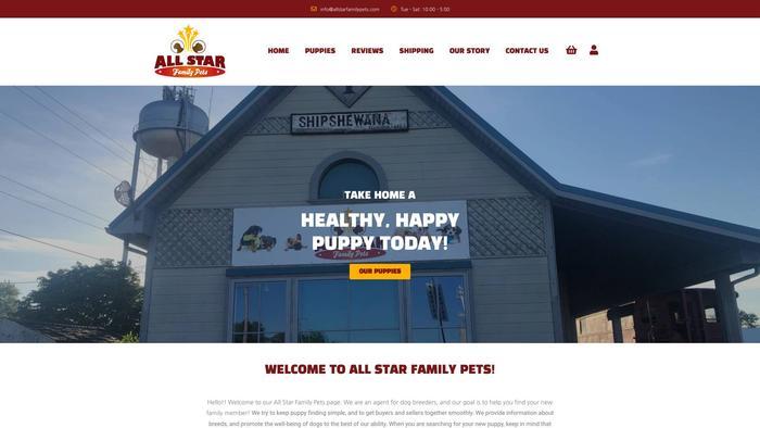 Allstarfamilypets.com - French Bulldog Puppy Scam Review